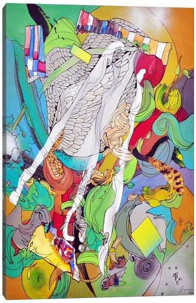 Angel's Song Canvas Art Print