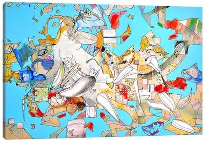 Sybile Canvas Art Print