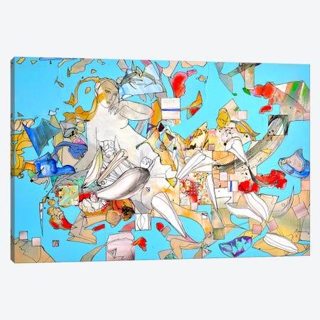 Sybile Canvas Print #LLE31} by Larisa Ilieva Canvas Wall Art