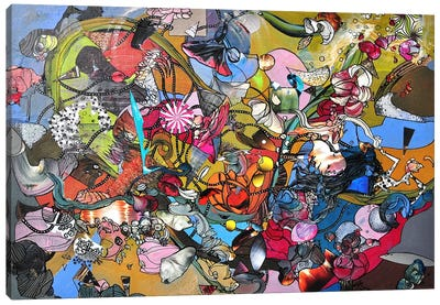 Ocean Memories Canvas Art Print