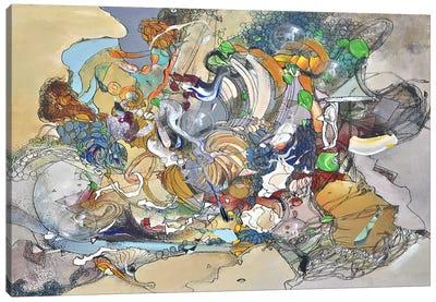 Pastorale Canvas Art Print