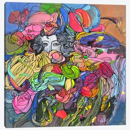 Open Eyes Canvas Print #LLE63} by Larisa Ilieva Canvas Art Print