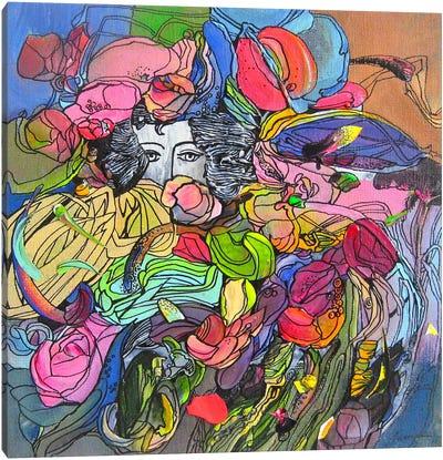Open Eyes Canvas Art Print