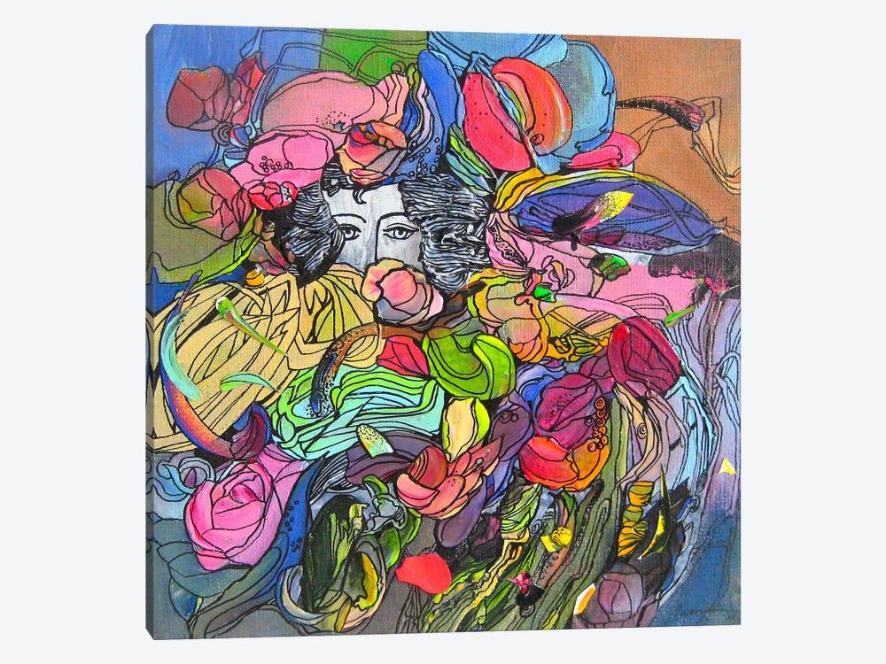 Open Eyes by Larisa Ilieva 1-piece Canvas Artwork