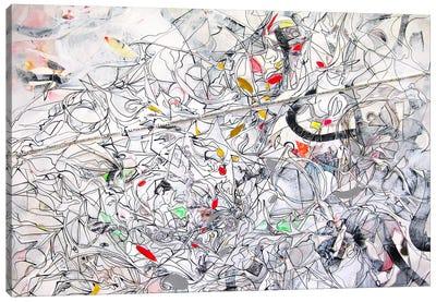 150 Elements Canvas Art Print