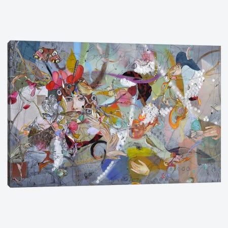 Ravenna Beauty Canvas Print #LLE83} by Larisa Ilieva Canvas Print