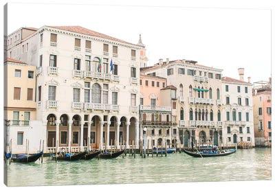 Venice Canal I, Venice, Italy Canvas Art Print