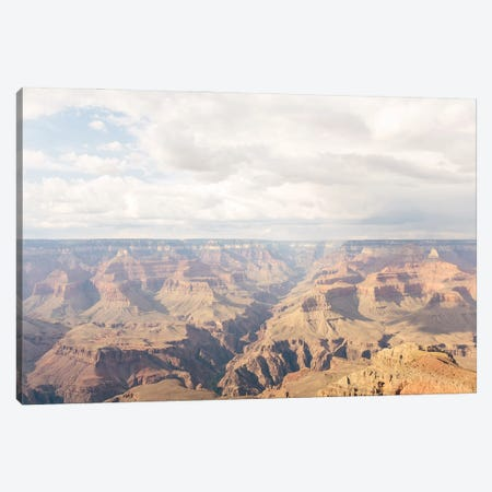 Grand Canyon Canvas Print #LLH126} by lovelylittlehomeco Canvas Wall Art