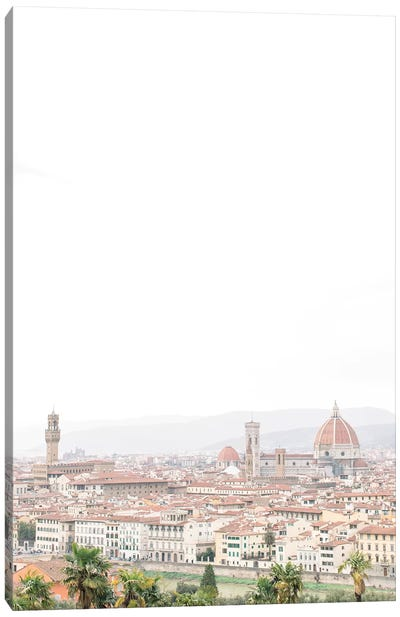 Cityscape II, Florence, Italy Canvas Art Print