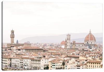 Cityscape III, Florence, Italy Canvas Art Print