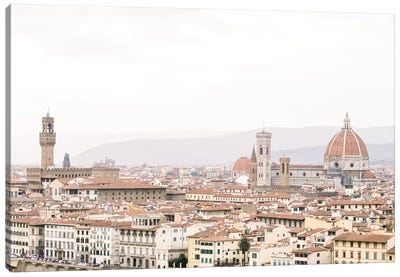 Cityscape III, Florence, Italy Canvas Art Print