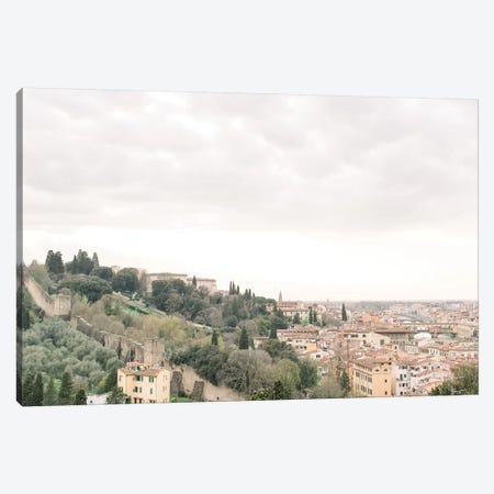 Countryside IV, Tuscany, Italy Canvas Print #LLH48} by lovelylittlehomeco Canvas Artwork