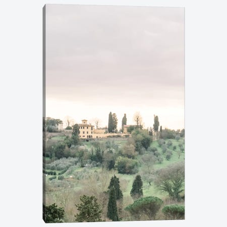 Countryside V, Tuscany, Italy Canvas Print #LLH49} by lovelylittlehomeco Canvas Wall Art