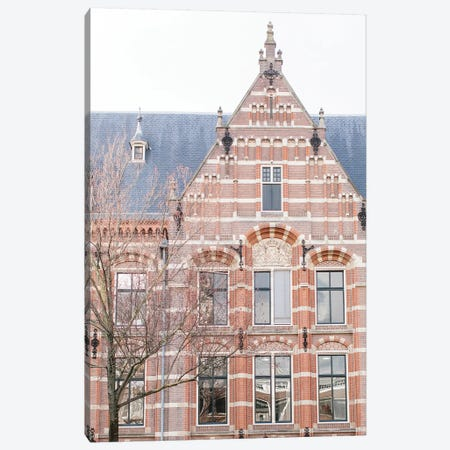 Amsterdam Home Canvas Print #LLH4} by lovelylittlehomeco Canvas Wall Art