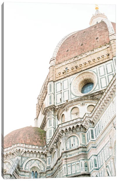 Duomo Cathedral Dome, Florence, Italy Canvas Art Print