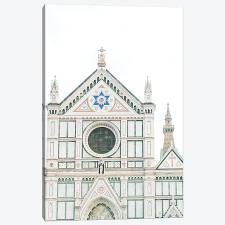 Duomo Cathedral II, Florence, Italy Canvas Print #LLH59} by lovelylittlehomeco Canvas Art Print
