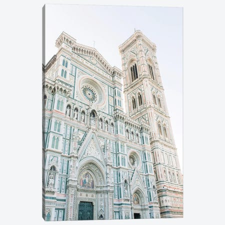 Duomo Cathedral III, Florence, Italy Canvas Print #LLH60} by lovelylittlehomeco Canvas Artwork