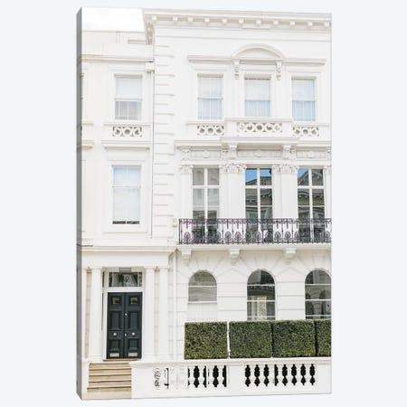 Flat, London, England Canvas Print #LLH62} by lovelylittlehomeco Canvas Art