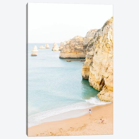 Lagos Canvas Print #LLH72} by lovelylittlehomeco Canvas Print