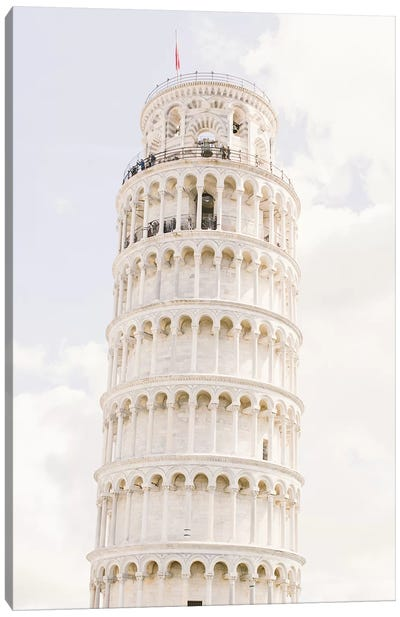 Leaning Tower Of Pisa II, Pisa, Italy Canvas Art Print