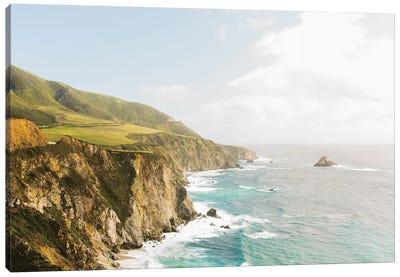 Big Sur I, California Canvas Art Print