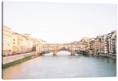 Ponte Vecchio, Florence, Italy Canvas Art Print