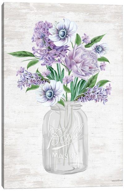 Floral Bouquet II Canvas Art Print