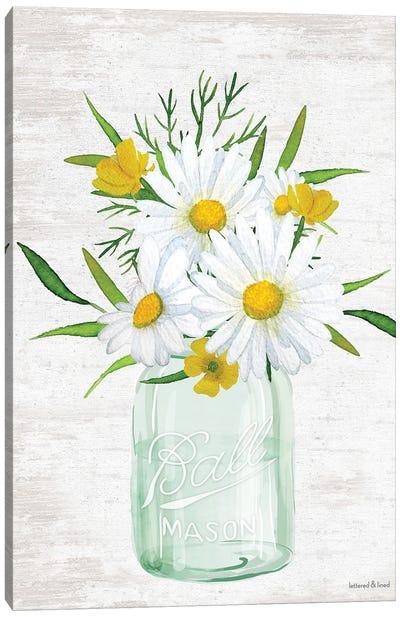 Floral Bouquet III Canvas Art Print
