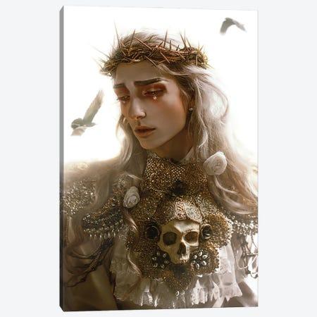 The Saint Canvas Print #LLL13} by Lillian Liu Canvas Art Print