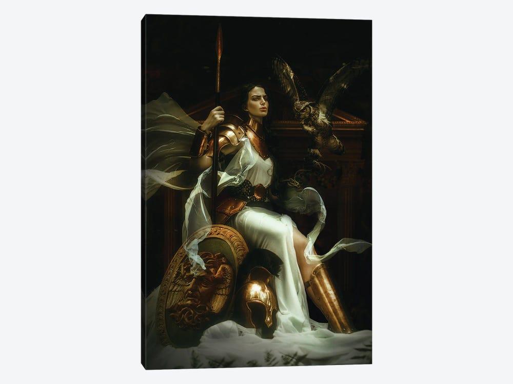 Athena by Lillian Liu 1-piece Canvas Artwork