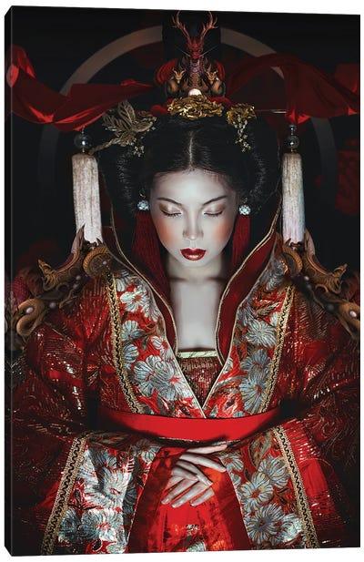 The Empress Canvas Art Print
