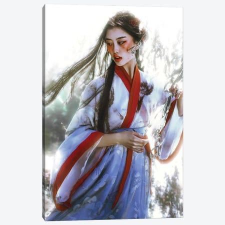 The Dreamer II Canvas Print #LLL31} by Lillian Liu Canvas Print