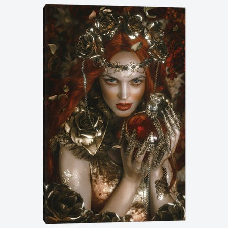 The Spellkeeper Canvas Print #LLL38} by Lillian Liu Canvas Art Print