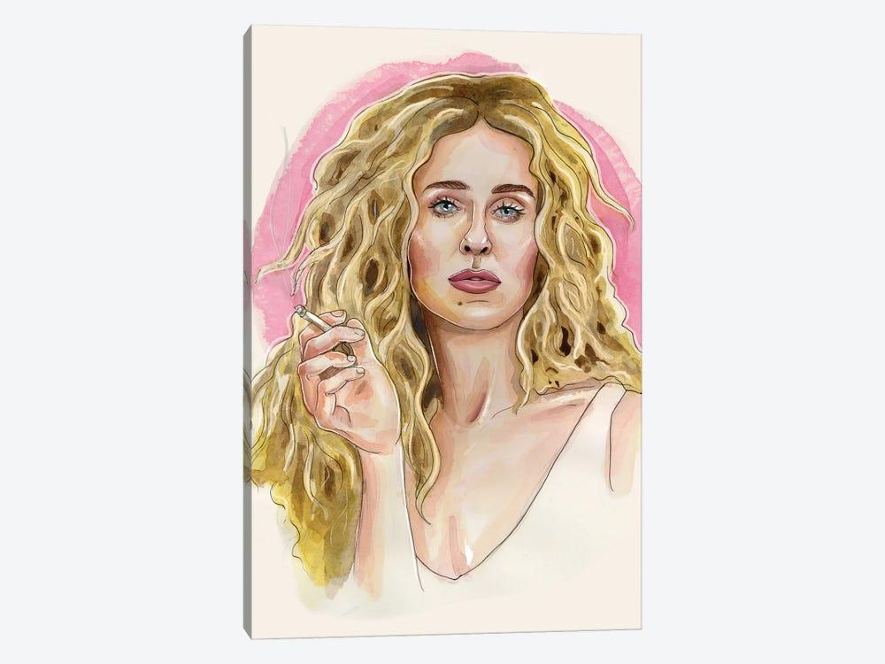 Carrie Bradshaw by Sean Ellmore 1-piece Art Print