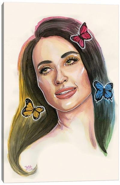 Kacey Musgraves Canvas Art Print
