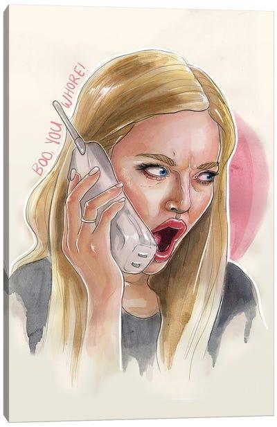 Karen - Mean Girls Canvas Art Print