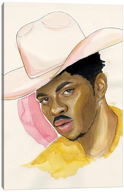 Lil Nas X Canvas Art Print