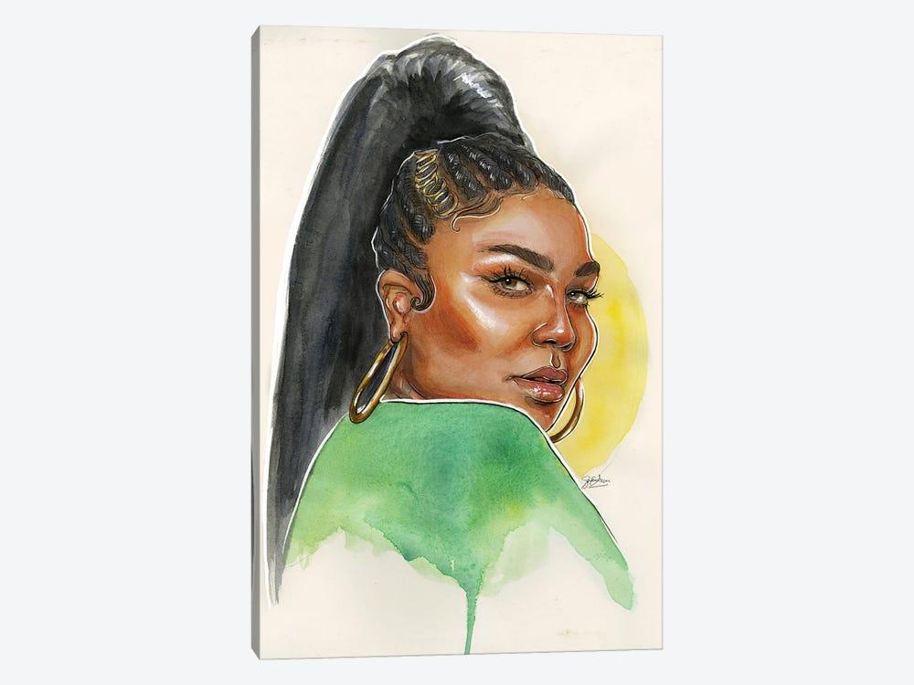 Lizzo by Sean Ellmore 1-piece Canvas Art