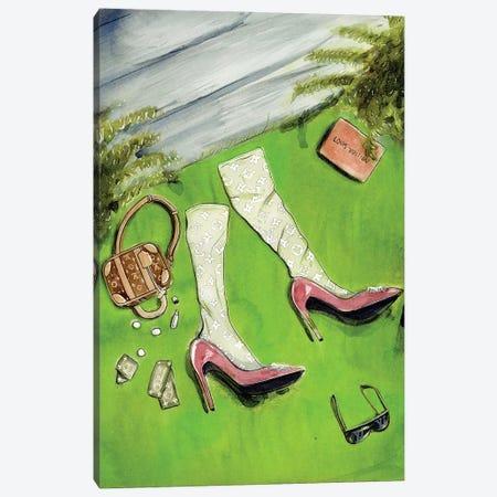 Wizard of Oz - Louis Vuitton Canvas Print #LLM31} by Sean Ellmore Canvas Wall Art