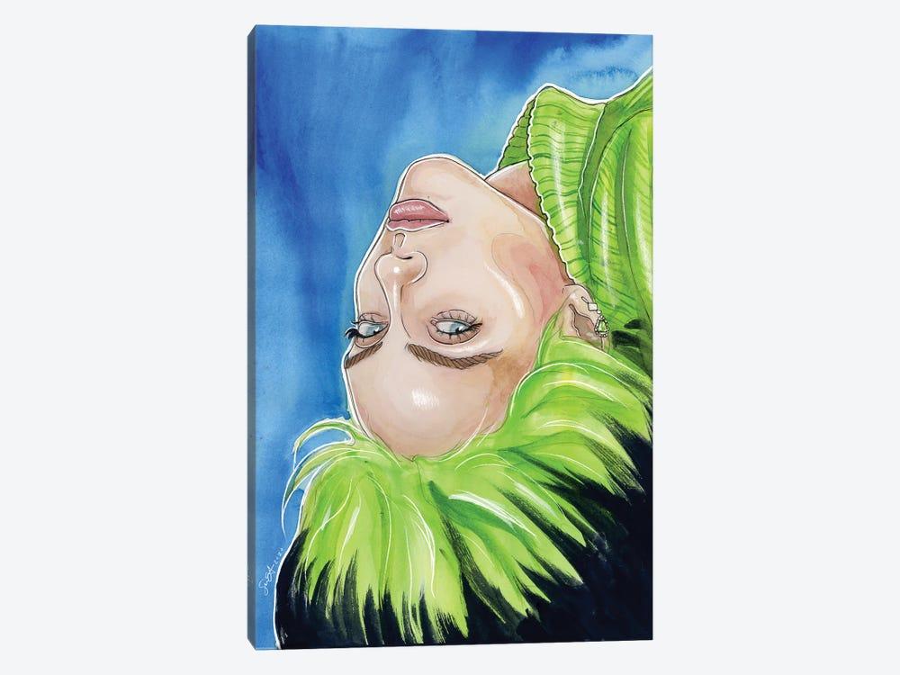Billie Eilish V by Sean Ellmore 1-piece Art Print