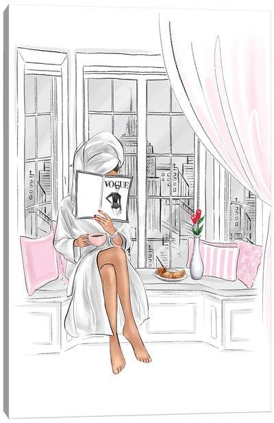 Good Morning Canvas Art Print