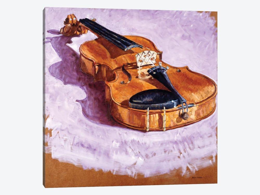 Violin by Adolf Llovera 1-piece Canvas Artwork