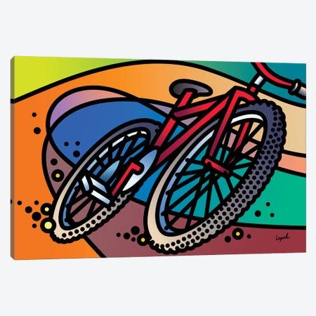 Flow Line Canvas Print #LLP14} by Lisa Lopuck Canvas Artwork