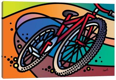 Flow Line Canvas Art Print
