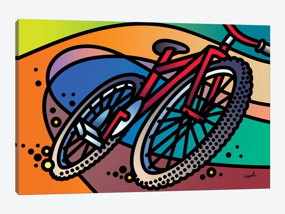 Flow Line by Lisa Lopuck 1-piece Art Print