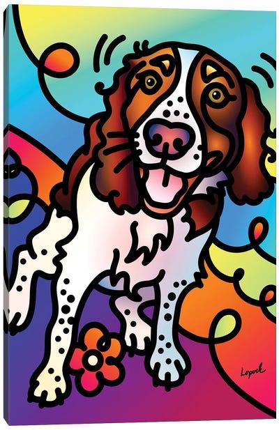 Holly Canvas Art Print