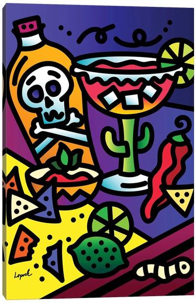 Margarita Night Canvas Art Print