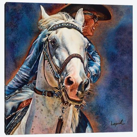 At Ready Canvas Print #LLP2} by Lisa Lopuck Canvas Wall Art