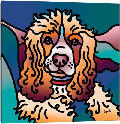 Paisley Canvas Art Print