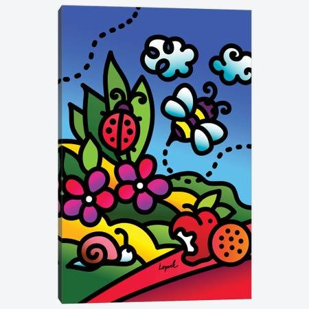 Summer II Canvas Print #LLP47} by Lisa Lopuck Art Print
